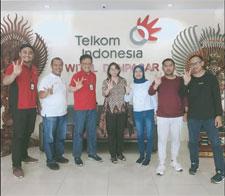 Tim Indihome Bali Telkom MGM