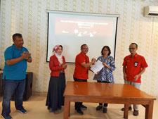 pembahasan mekanisme kerjasama kemitraan IndiHome untuk apartemen 19-02-2020