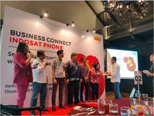 Business Connect Indosat Phone