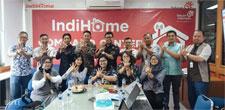 Winning Team Indihome